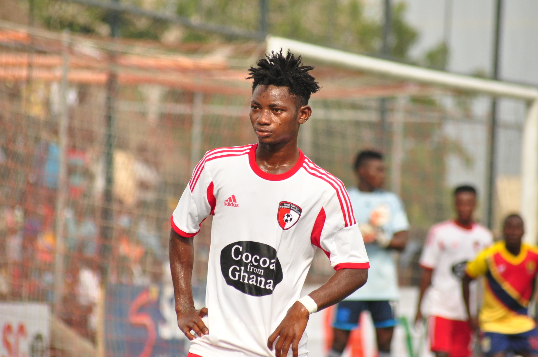 Kotoko target Gideon Waja to boost squad