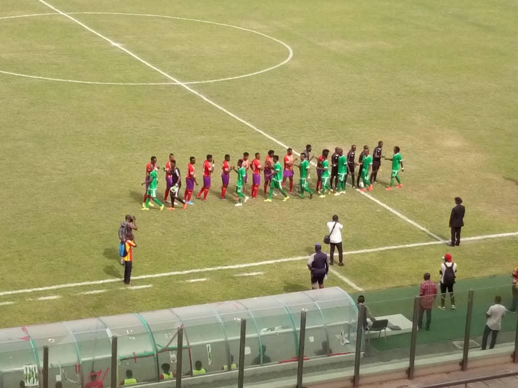 Live Updates: Hearts of Oak 1-1 Elmina Sharks - Ghana Premier League Matchday 12