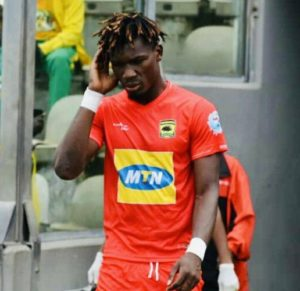 VIDEO: Habib Mohammed speaks ahead of Kotoko's meeting with Elmina Sharks tonight