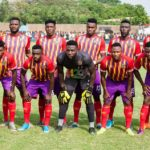 Ghana Premier League matchday 12 report: Hearts draw 1-1 with Elmina Sharks