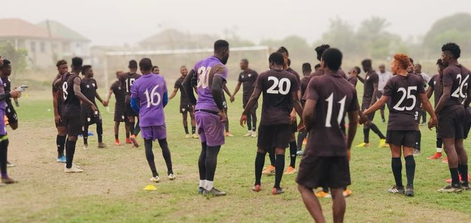 Hearts of Oak suspend all training activities until further notice due to coronavirus outbreak