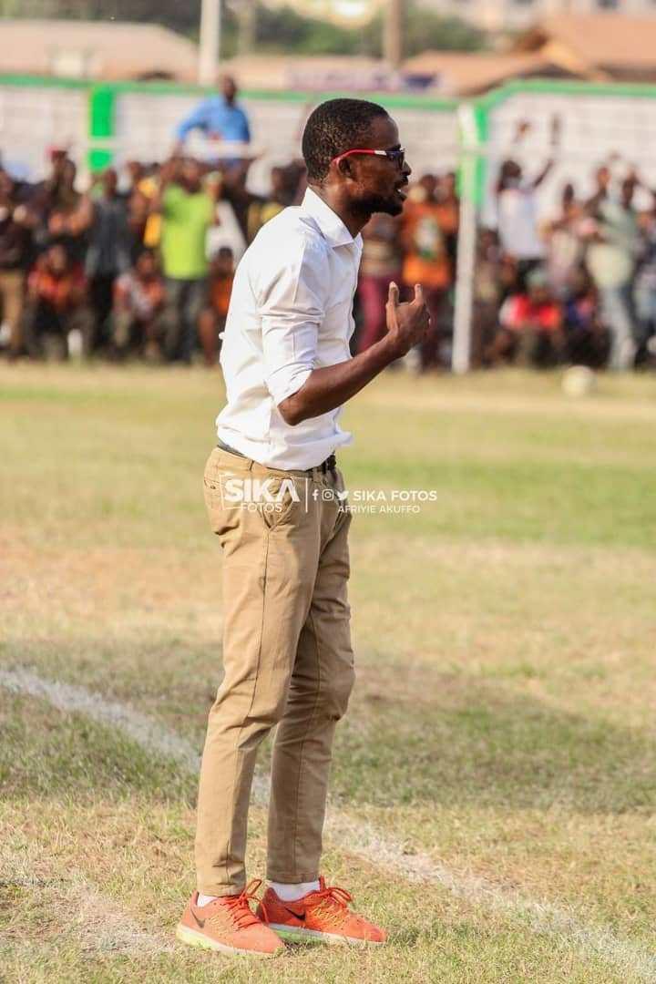 Ignatius Osei Fosu set to be appointed as Legon Cities coach - Reports