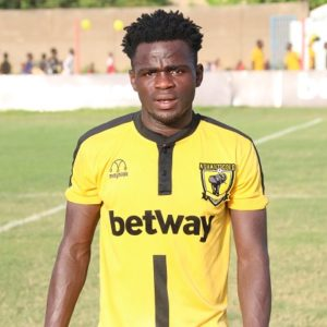 Jerry Akaminko to consider Kotoko move after seeing out contract at Ashgold