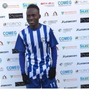 Legon Cities complete signing of highly-rated forward Jonah Attuquaye