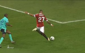 KP Boateng chooses his goal against Barcelona in UCL as his best goal
