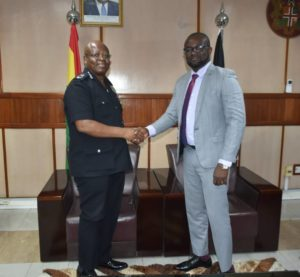 GFA boss appeal to IGP to set up a special policing unit for 'Sports Policing'