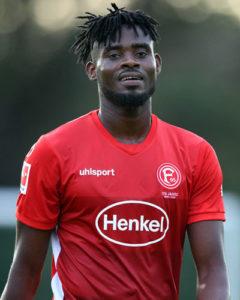 Fortuna Düsseldorf chief hint of Kasim Nuhu's return to Hoffeinham at the end of the season