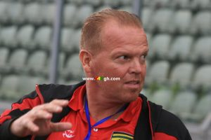 I am ready to coach any club except Kotoko-Zachariassen