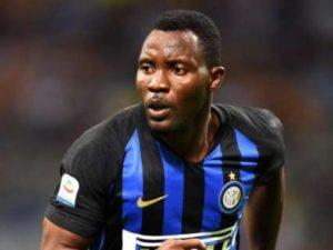TSG Hoffenheim eye summer move for Inter Milan midfielder Kwadwo Asamoah