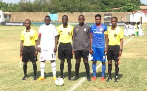 Live Updates: Liberty Professionals 2-3 Inter Allies - Ghana Premier League Matchday 14