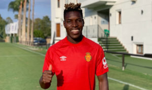 Lumor Agbenyenu set for a second loan spell with Mallorca next season