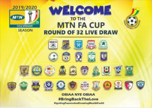 MTN FA Cup: Hearts of Oak to face Okwahu United in round of 32