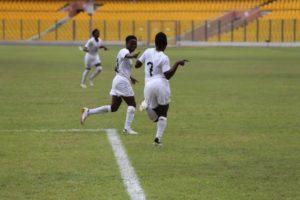 U-17 FIFA WC Qualifiers: Ghana's Black Maidens humiliate Liberia with an 8-0 win
