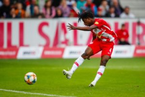 Ghanaian midfielder Majeed Ashimeru included in Austrian Bundesliga Team of the Week
