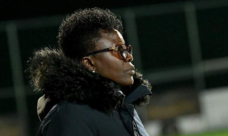 Mercy Tagoe opens on challenges as female coach in Ghana