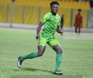 Asante Kotoko eye move for highly-rated youngster Moro Salifu