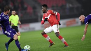 Emmanuel Ntim: Valenciennes defender determined to improve his game