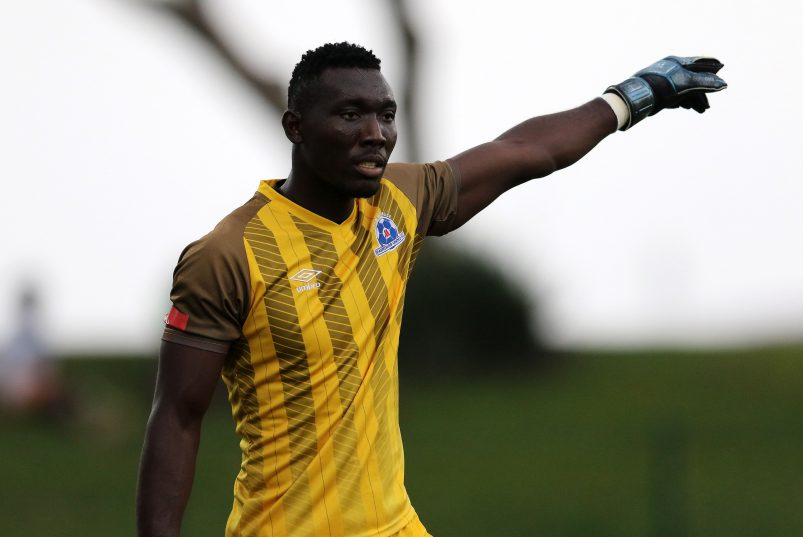 Am not thinking about winning PSL goalkeeper of the season award now – Richard Ofori