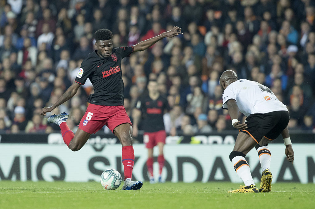 REVEALED: Manchester United plot Thomas Partey signing as replacement for veteran Nemanja Matic