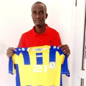 OFFICIAL: Coach Prince Koffie named New Edubiase head coach