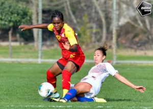 Turkish Women's Cup: Ghana's Black Queens brush aside Northern Ireland with a 4-0 win