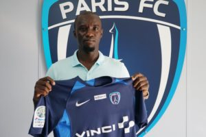 Rabiu Mohammed's contract at Paris FC to expire this summer in Covid-19 period