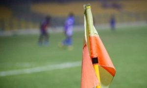 Referee Nsiah under investigation for allegedly acting as an intermediary for Unity Fc to influence match officials