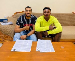 OFFICIAL: Sifeza Sports Management sign highly-rated striker Richmond Antwi