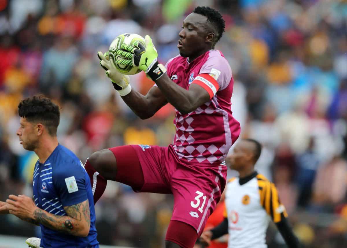 Maritzburg United eyeing up surprise Richard Ofori replacement