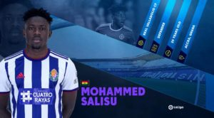 La Liga Rising Star: Ghanaian youngster Mohammed Salisu