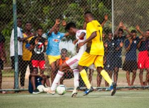 Frank Akoto: Ashgold Defender confident team will bounce back from 6-1 defeat against WAFA