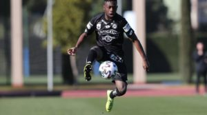 St. Gallen wants Ghana's Winfred Amoah to play for the club in the future