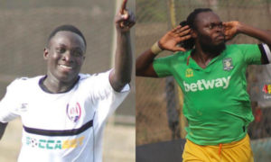 2019/20 Ghana Premier League: Top scorers chart after Matchday 13
