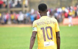 Joseph Tetteh Zutah pens new deal with Medeama SC