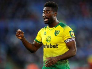 Norwich Sporting Director Stuart Webber bid farewell to Ghana's Alexander Tettey