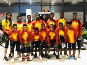 Black Princesses leave Accra for Morocco ahead of friendly