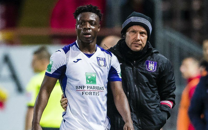 Anderlecht to reject summer bids for talented winger Jeremy Doku