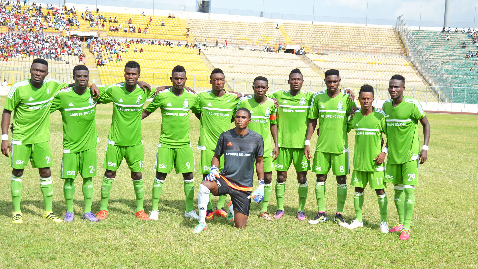 Elmina Sharks asked to exit their base by Sunday
