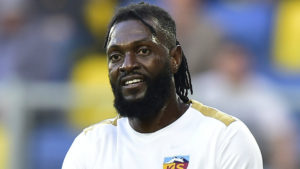 Coronavirus: Emmanuel Adebayor under 14-day quarantine after touching down in Benin