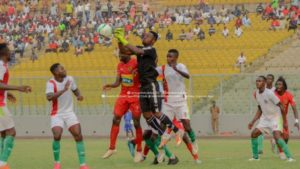 Ghana Premier League players to lose contract due to Coronavirus