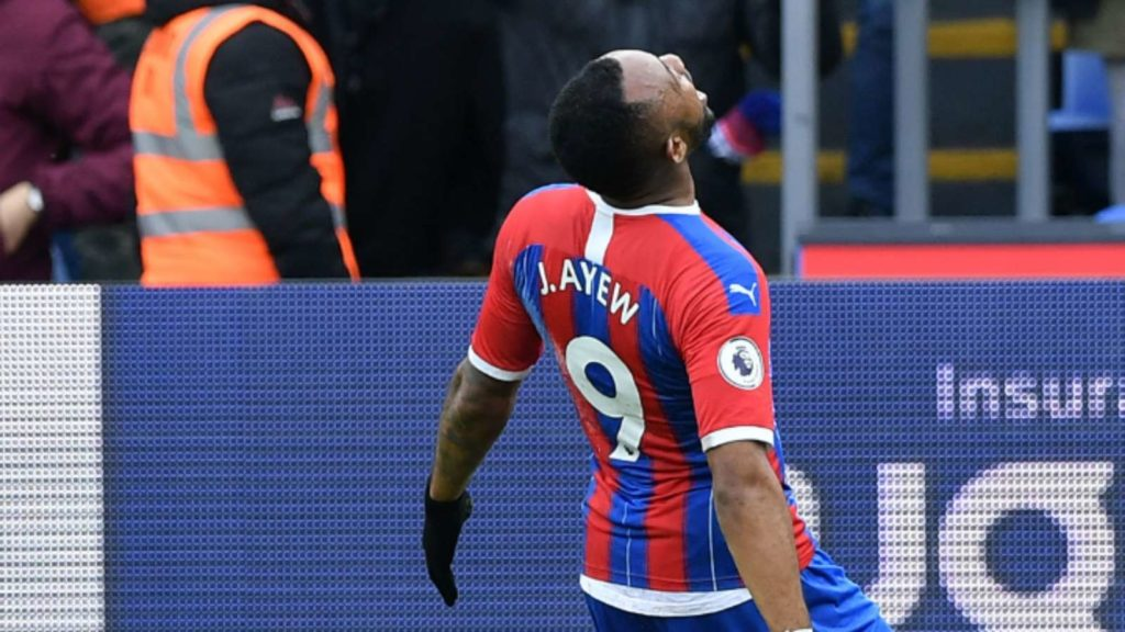 FEATURE: Ghana and Crystal Palace striker Jordan Ayew may be Africa's MVP this season