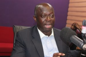 Sad as celebrated sports journo Kwabena Yeboah loses mother