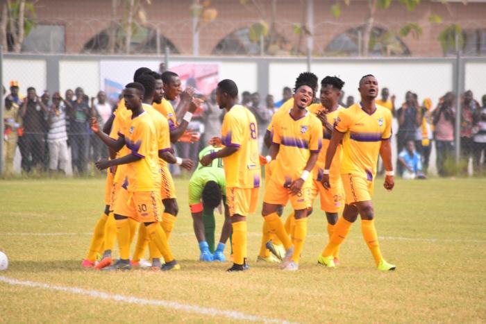 2019/20 Ghana Premier League Matchday 14 Report: Medeama defeat Eleven Wonders 2-0