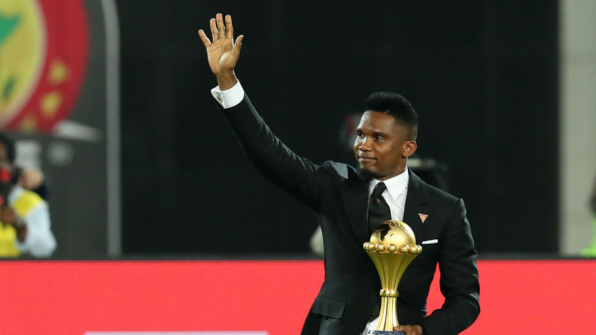 FEATURE: AFCON Records – No one scores like Cameroon legend Samuel Eto'o