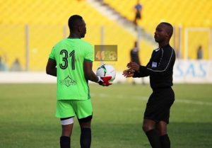 I will take a pay cut to support my club – Berekum Chelsea goalie Danlad Ibrahim