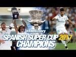 LIVE | Real Madrid 2-0 Barcelona | Supercopa de España 2017