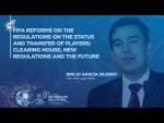 Dr. Emilio García Silvero   FIFA-RFEF 8th International Congress in Football Law