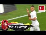 Top 10 Shooting - Lewandowski, Haaland, Werner & More   EA SPORTS FIFA 20