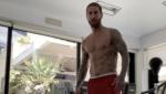 Topless Sergio Ramos Raises the Bar With New Social Media Challenge