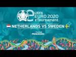 eEURO: Netherlands v Sweden (First Leg)